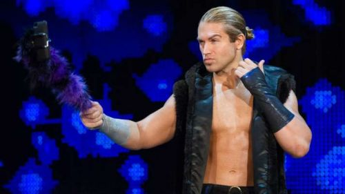 Tyler Breeze could use some in-ring action via the MMC