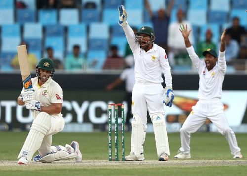 Playing spin will be a challenge for the Australian Batsmen.