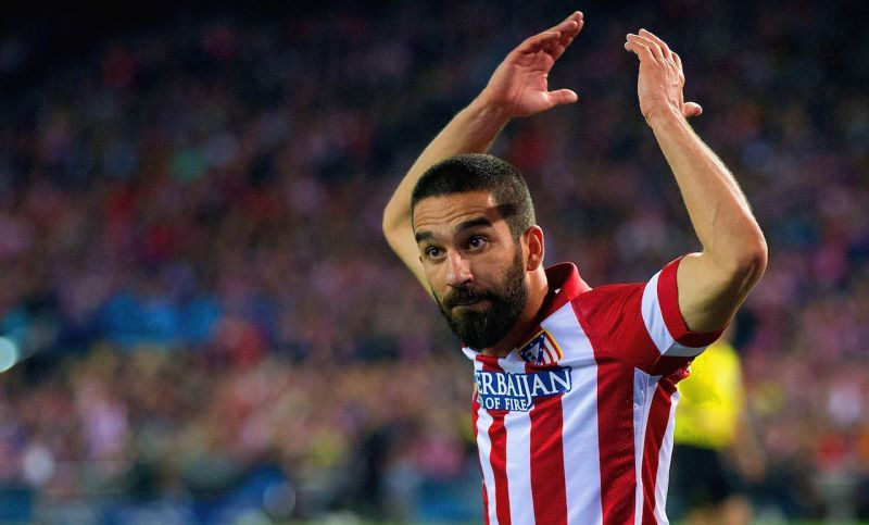 Turan stayed 4 seasons at Madrid being one of the most important players in Simeone