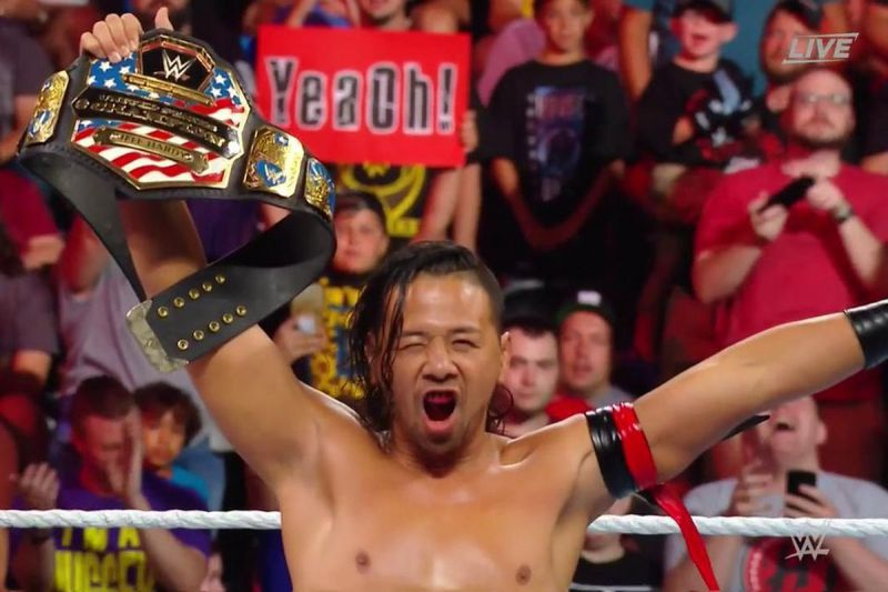 Shinsuke Nakamura hasn