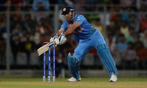 Dhoni should find his touch with the bat very soon