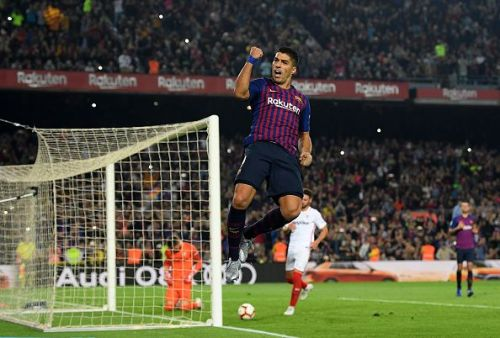Back to his vintage self: Luis Suarez