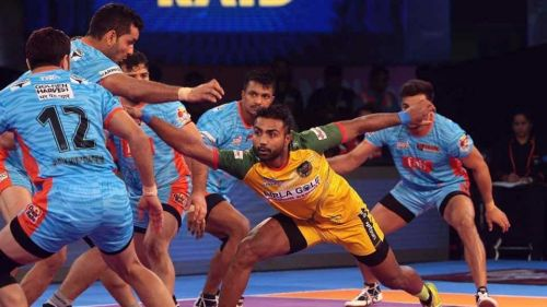 Monu Goyat is the biggest buy of the Haryana Steelers this year
