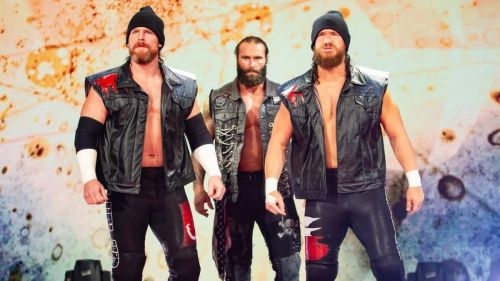The Forgotten Sons will compete as a stable for the first time.