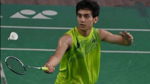 Badminton star Lakshya Sen won the boys' singles silver on Day 6