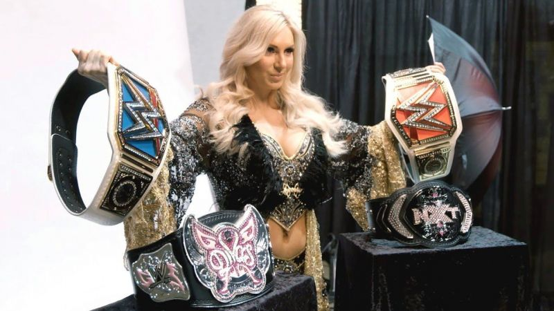 Charlotte Flair has made a lot of history in her short career
