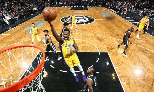 Lakers' Julius Randle