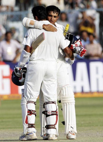 Led by Sourav Ganguly and Rahul Dravid, India scripted a historic Test series victory on Pakistani soil in 2004