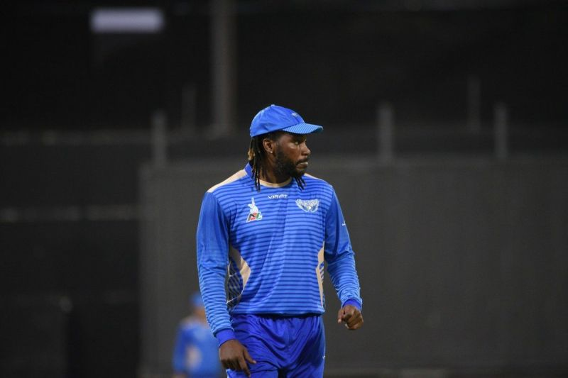 Will Chris Gayle help Balkh Legends to book themselves a birth for the finals?