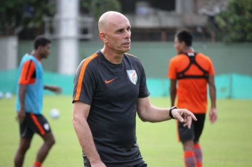 Stephen Constantine lauds the efforts put in by the team in the stalemate against China