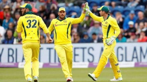 Australia eye easy win against UAE