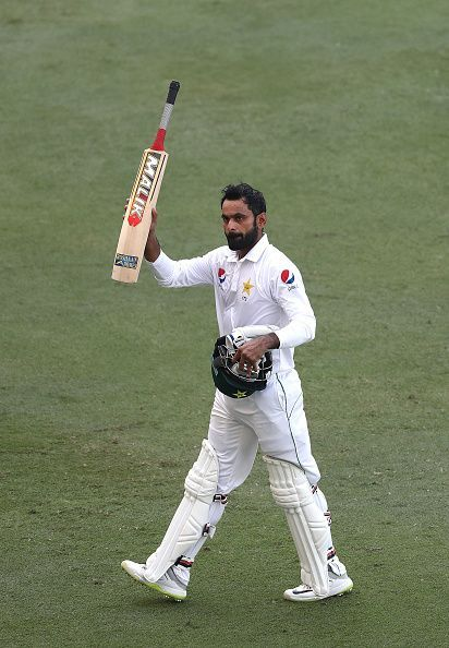 Pakistan v Australia: 1st Test - Day One