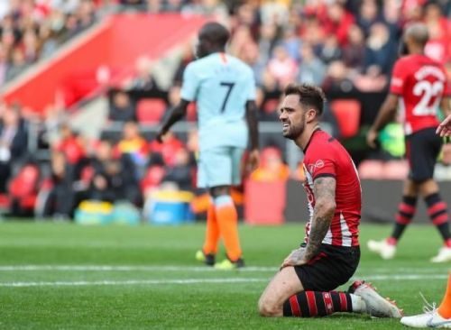 Southampton are in trouble
