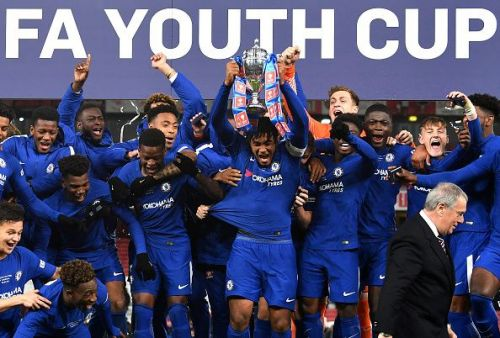 Chelsea v Arsenal - FA Youth Cup Final: Second Leg