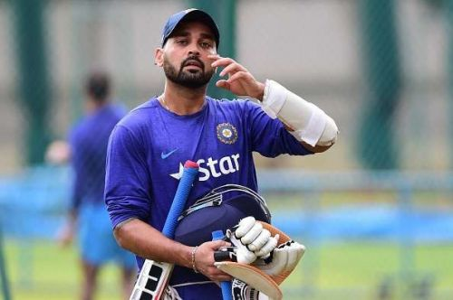 M Vijay's unavailability for a crucial match in the Vijay Hazare Trophy last year created a big controversy