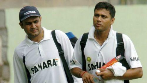 Sehwag and Chopra