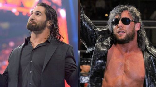 Kenny Omega responds to a match against Seth Rollins