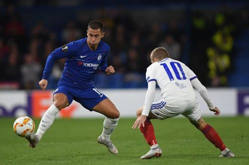 Eden Hazard could be the answer to Real Madrid's problem