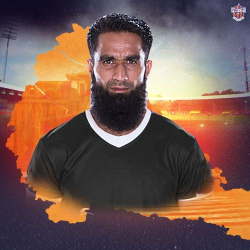 Mehrajuddin Wadoo played for FC Pune City during the inaugural season of the ISL