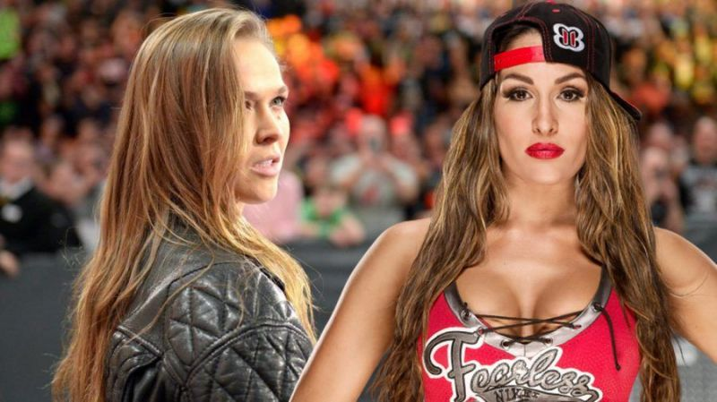 Nikki Bella and The Diva Era or Ronda Rousey and The Women