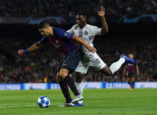 FC Barcelona v FC Internazionale - UEFA Champions League Group B