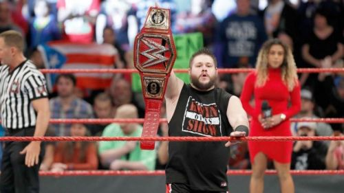 Kevin Owens was one of the best Universal Champions