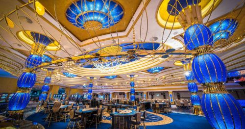 King's casino Rozvadov, World Series of Poker Europe 2018
