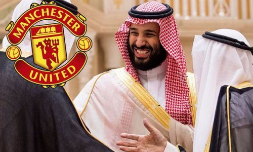 Crown Prince of Saudi Arabia, Mohammad bin Salman is reportedly in talks to takeover Man Utd