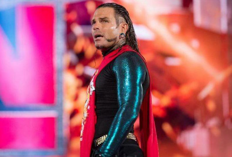 Jeff Hardy vs Rey Mysterio will be interesting for more reasons than one