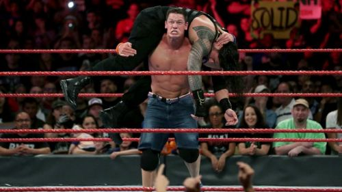 The leader of Cenation is looking very ripped