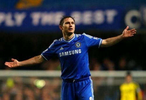 Lampard is a Chelsea legend