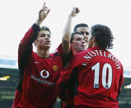 Ronaldo has already won the English Premier League and the LaLiga titles