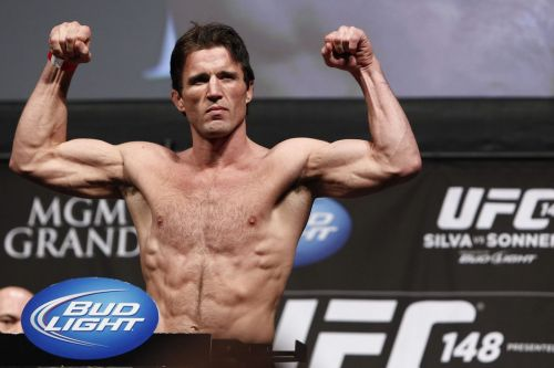 Sonnen was banned in 2010 for elevated testosterone levels