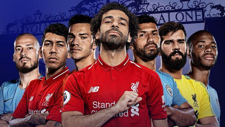 Đội hình kết hợp Liverpool vs Man City: Công, thủ đều khủng