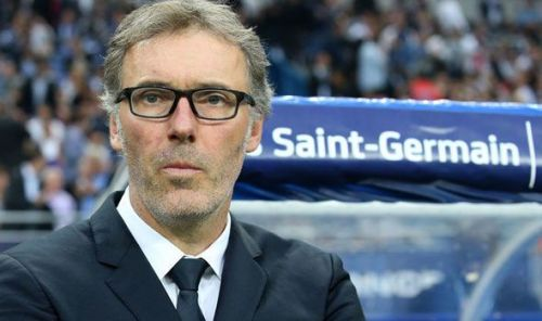 As a player, Blanc played for United in his last two years