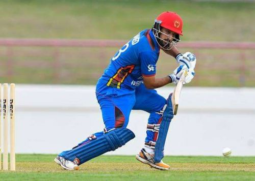 Afghanistan -West Indies encounter being played without bails