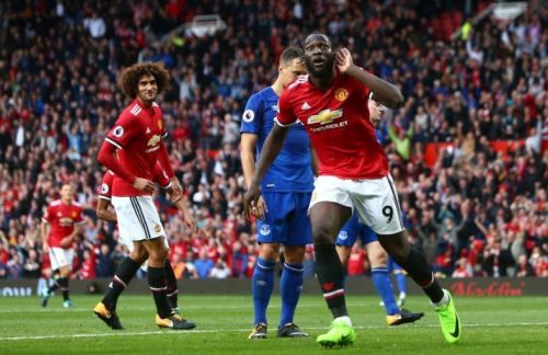 The Red Devils would be hosting Everton at the Old Trafford