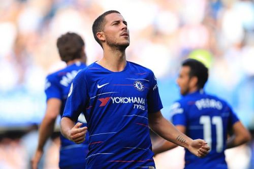Eden Hazard has continued to improve over the last 12 months