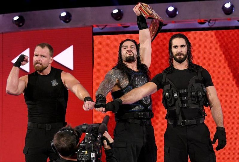 The Shield are one of the best trio