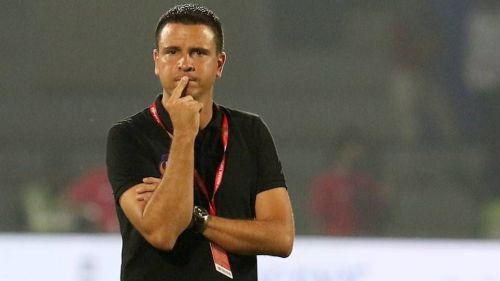 Sergio Lobera's FC Goa are in contention for the ISL playoffs
