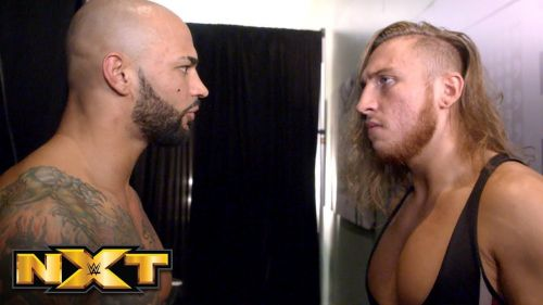 We seen a title versus title match between them but what would happen if only the NXT North American championship was on the line? Photo / YouTube.com