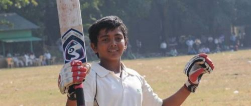 Prithvi Shaw after a breathtaking inning of 546