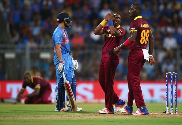 West Indies v India has always been an interesting encounter