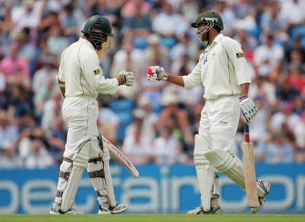 Younis Khan and Mohammad Yousuf should work with Pakistan