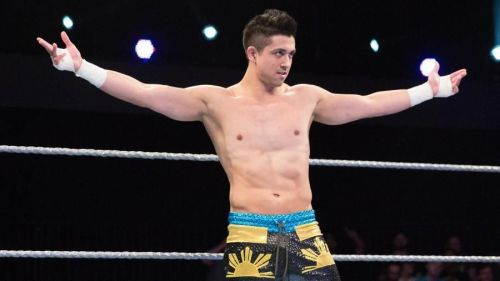 The first ever Cruiserweight Champion was in action.
