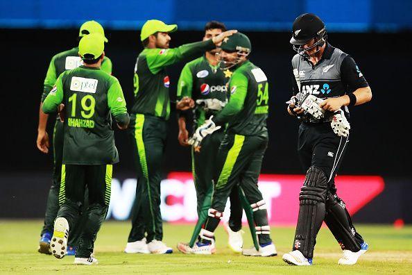 New Zealand v Pakistan - T20: Game 3