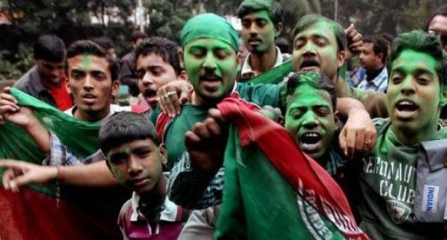 Mohun Bagan and East Bengal are known for their passionate supporters across the nation