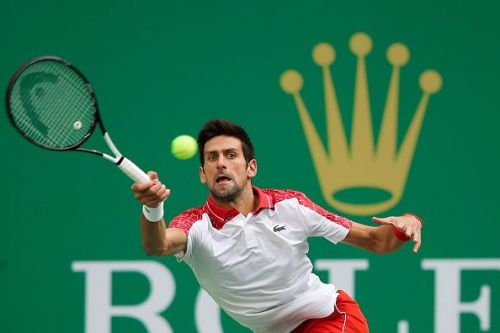 Djokovic is very close to his old all-conquering self