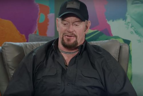 Ed Young recently interviewed The Undertaker