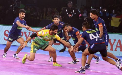 Pardeep Narwal became the highest scoring raider in the Pro Kabaddi League tonight